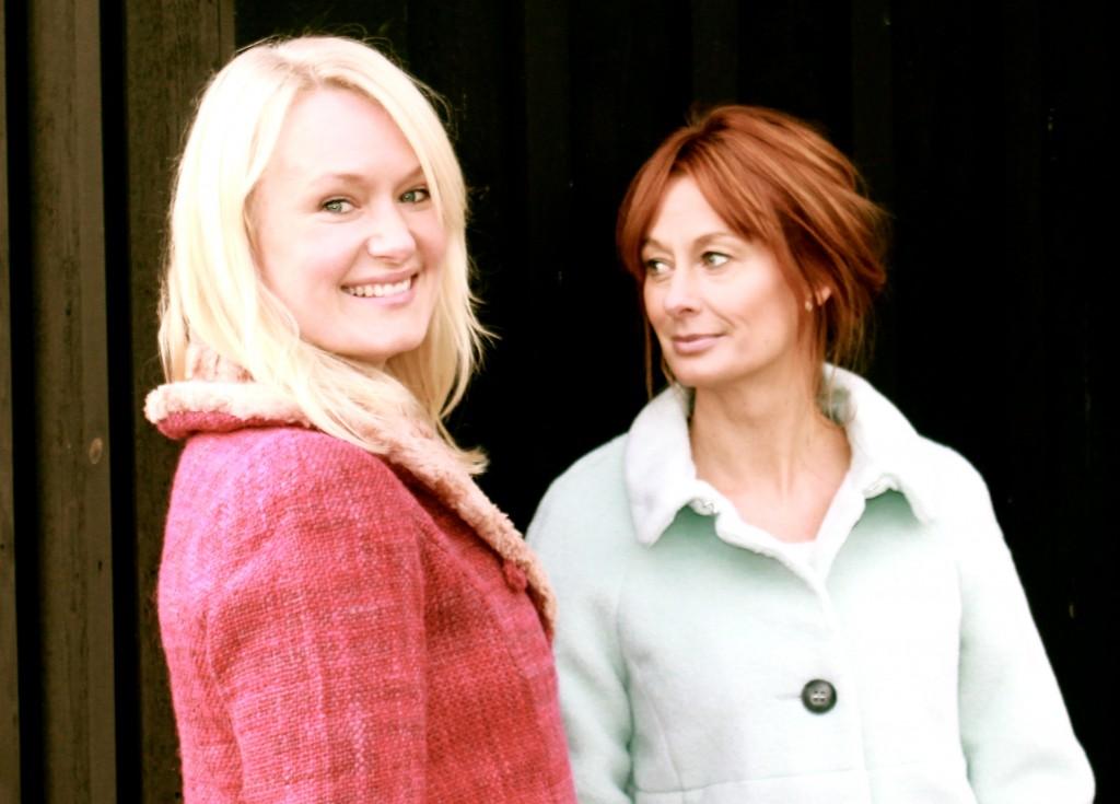 24 Susann Gustafson & Caroline Berglund (Carol&Sue)